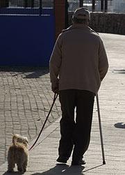 Rentner in Spanien