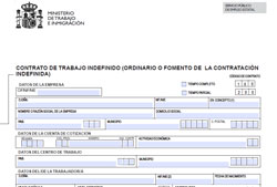 Arbeitsrecht Spanien Arten Von Arbeitsvertrag In Spanien Gehalt